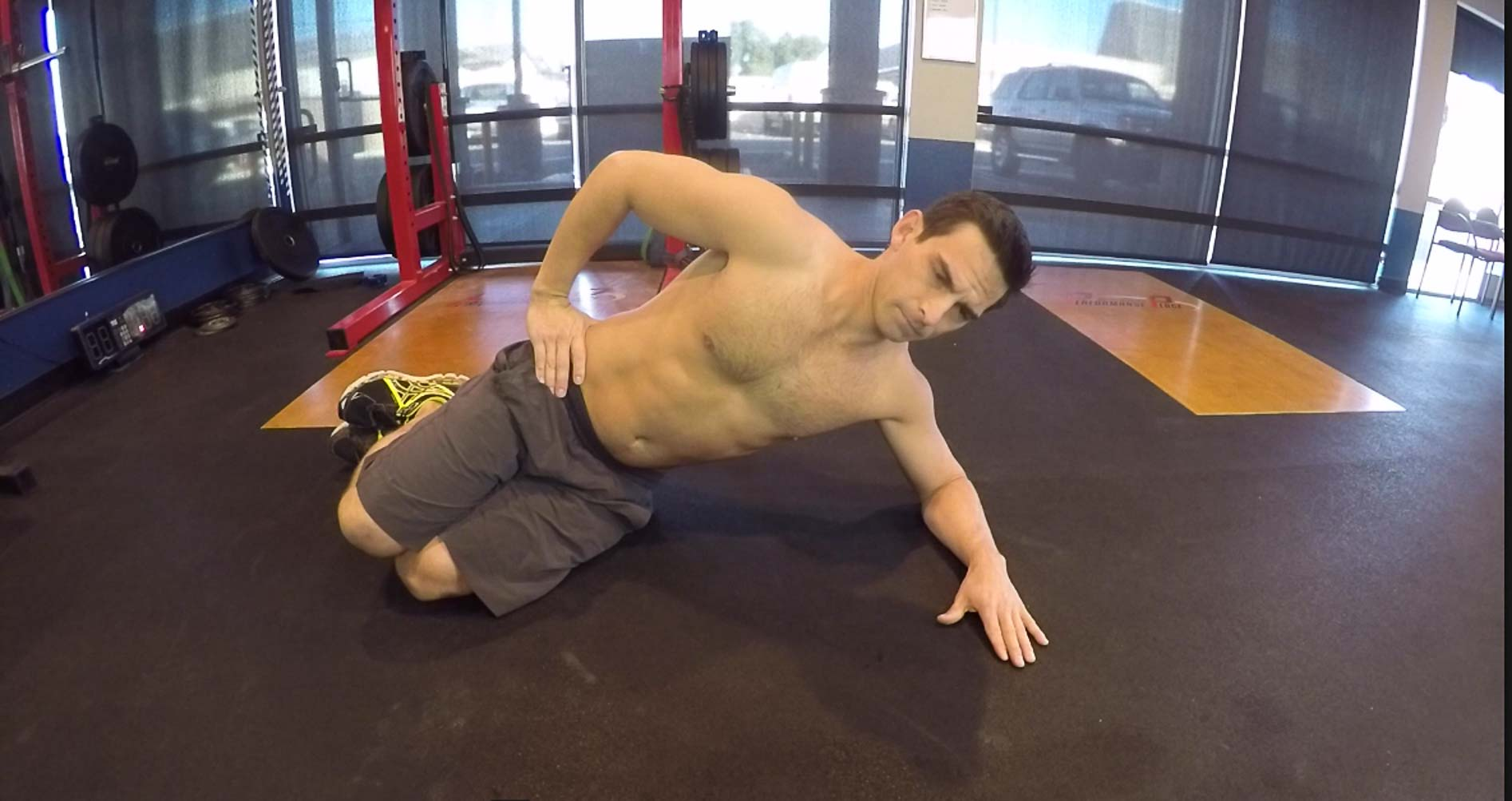 CORE FOR CALF CRAMPS
