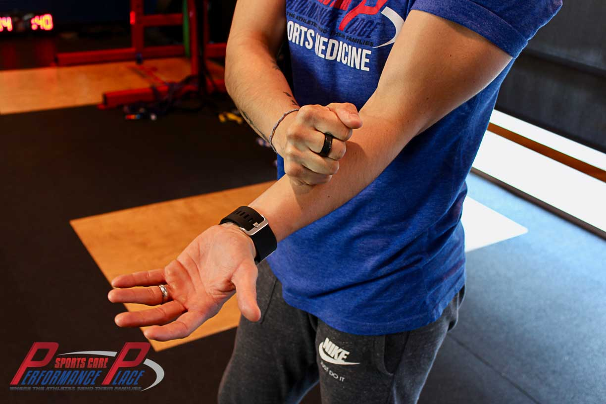 Myofascial Release of the Elbow