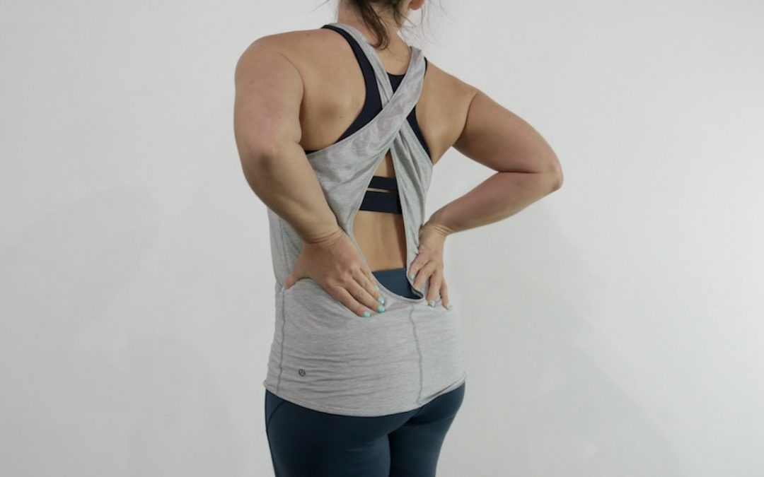 Pressure in Lower Back: How To Relieve Pain For Good [2021]